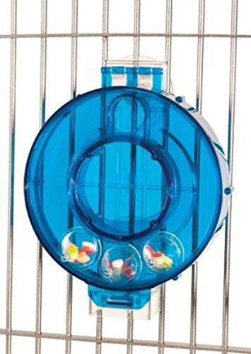 HappyBird ® | Versteckspielzeug Mastermind II für Papageien - Der Foraging - Spaß