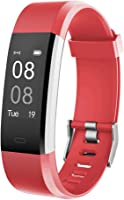 YAMAY Fitness Tracker, Orologio Fitness Activity Tracker Cardio Impermeabile IP67 Smart Watch Cardiofrequenzimetro da Polso Contapassi Pedometro Smartwatch per Uomo Donna per Android e iOS