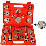 Reposición Pistón de freno Resetter de pistón KIT pistón Placa trasera 21 partes nuevas CBR21-13
