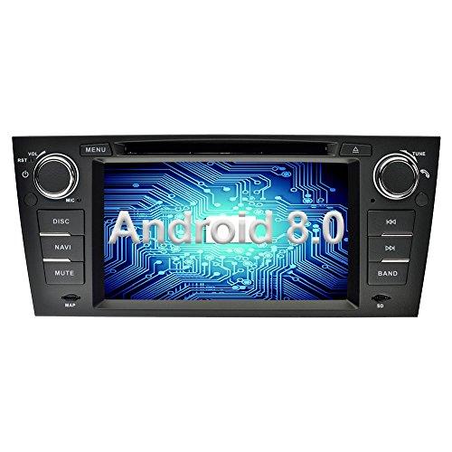 Ohok Radio 1 DIN Android 8.0 Autoradio 7 Pulgadas Oreo Octa Core...