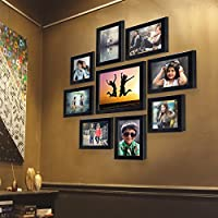 From birthday photos to your travel snaps, display your most precious memories on these wooden photo frames