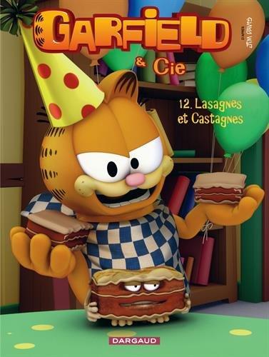 Garfield & Cie - tome 12 - Lasagnes et castagnes (12)