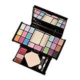 Best LA Colori Powder Foundation - PU Ran 26colori trucco palette set Eyeshadow lip Review