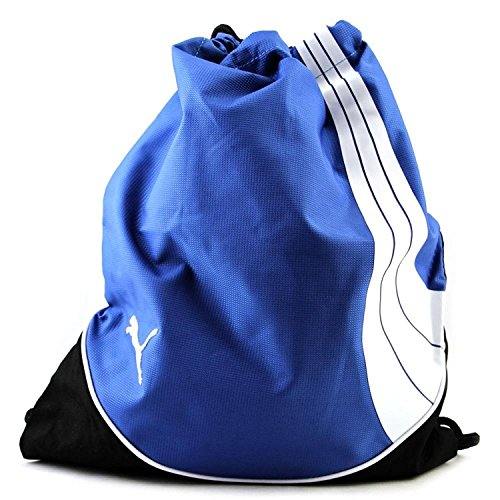 PUMA Men's Teamsport Formation Gym Bag, Blue, One Size