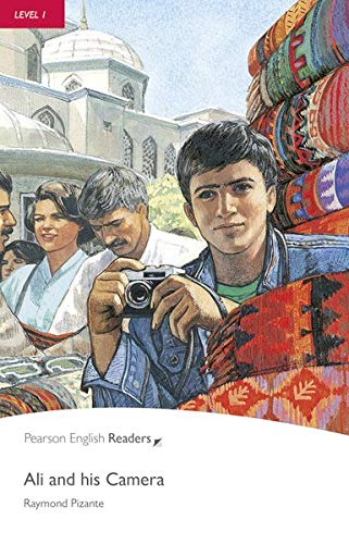 Penguin Readers 1: Ali & his Camera Book & CD Pack: Level 1 (Pearson English Graded Readers) - 9781405878012 (Pearson english readers)