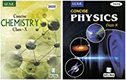 Selina ICSE for Class 10 (2019-20 Session) - Concise Chemistry & Physics (Set of 2 bo