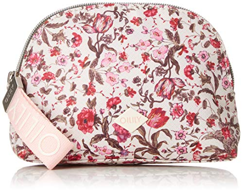 Oilily Damen Vivid Cosmeticpouch MHz 2 Taschenorganizer, Pink (Fuchsia), 6.0x12.0x17.0 cm