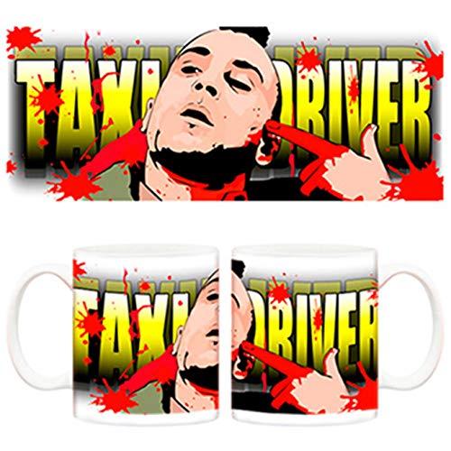 Taza Taxi Driver - Cerámica