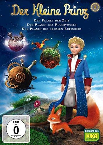 Vol. 1: Der Planet der Zeit / Der Planet des Feuervogels / Der Planet des großen Erfinders