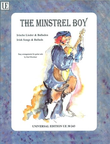 partitions-classique-universal-edition-the-minstrel-boy-irish-songs-and-ballads-guitare-guitare