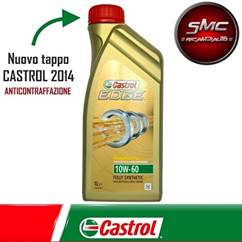 OLIO MOTORE ORIGINALE CASTROL EDGE FST 10W60 FOR BMW M-MODELS (1)