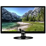 Frontech 15.4-inch LED Backlit Computer Monitor with HDMI and VGA Port JIL-1978 (Black)