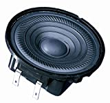 Eurosell - High-End Einbau Breitbandlautsprecher Nennbelastbarkeit: 2 W Musikbelastbarkeit: 3 W Nennimpedanz Z: 16 Ohm HiFi Full Range Breitband Lautsprecher