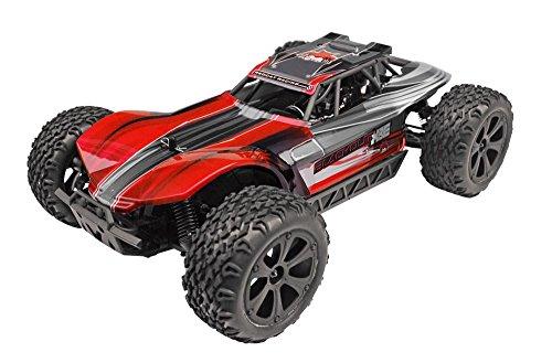 Preisvergleich Produktbild Redcat Racing Blackout XBE Elektrischer Buggy mit wasserdichter Elektronik Fahrzeug (1/10 Skala), Rot