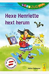 LESEZUG/3. Klasse: Hexe Henriette hext herum Gebundene Ausgabe