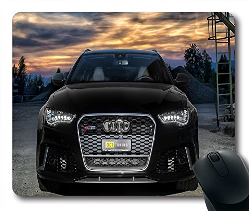 Cars O CT Tuning Audi RS Mouspad siz9Zoll (220mm) X 17,8cm (180mm) X 1/8(3mm)