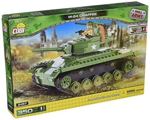COBI 2457 Small Army - World War II - M-24 Chaffee