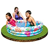 Intex 59431NP - 3-Ring-Pool - Fishbowl -