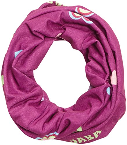 JABA Kinder Multifunktionstuch, Purple Heart, One Size