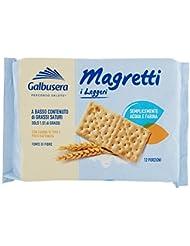 Galbusera Magretti Cracker a Basso Contenuto di Grassi - 380 gr