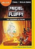frigiel et fluffy 2 les prisonniers du nether livre audio 1 cd mp3