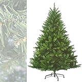 Künstlicher Weihnachtsbaum 210 cm 1093 Spitzen + Metall-Ständer Tannenbaum