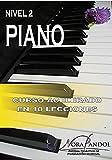 Piano Nivel 2: Curso Acelerado en 10 Lecciones