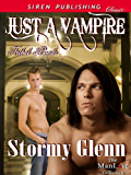 Just A Vampire (Siren Publishing Classic ManLove)