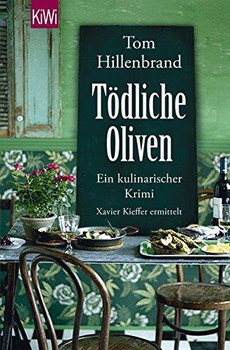 Buchseite und Rezensionen zu 'Tödliche Oliven' von Tom Hillenbrand