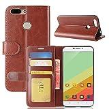 Oukitel U22 case,stylishly wallet cover GOGME [wallet case