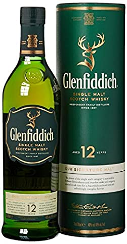 Glenfiddich Signature Malt 12 Jahre Single Malt Scotch (1 x 0.7 l)