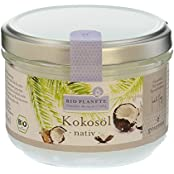 Bio Planete 761260, Bio Planete 200ml Coconut Oil Native (Grocery)