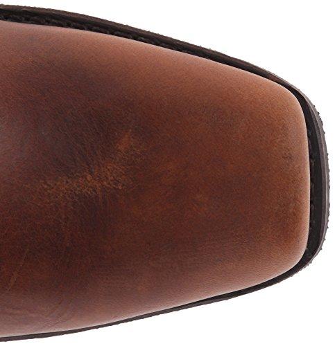 Frye Harness 12R Cuir Botte Cognac