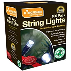 Luces solares para jardín – Kingfisher (Pack de 100)
