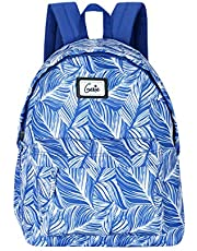 Genie Vacay 18 litres Navy Blue Casual Backpack