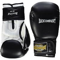 Bad Company Bad Company GmbH & Co. KG, Profi PU Boxhandschuhe Handschuhe  White Tiger  schwarz/weiß, 14 Unzen (OZ)