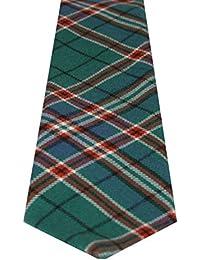 Lochcarron of Scotland MacFarlane Hunting Ancient Tartan Tie
