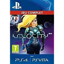 Velocity 2X - PS4, PSV [Téléchargement]