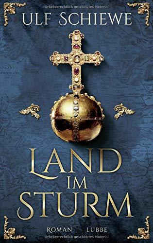 Buchseite und Rezensionen zu 'Land im Sturm: Roman' von Ulf Schiewe