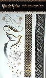 SIMPLYSHINEme Jewellery Metallic Tattoos...