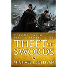Theft Of Swords: The Riyria Revelations