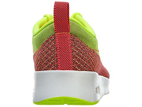 nike air max s Thea JCRD QS addestratori correnti 666545 scarpe da tennis Hyper Punch/Volt-Black-Ivory