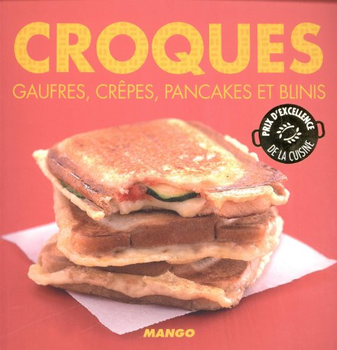 Gaufres, crêpes, pancakes et blinis