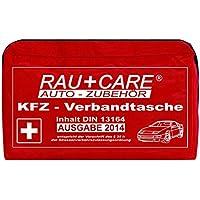 RAU EH0004 KFZ-Verbandtasche, Inhalt nach DIN 13164 (§35H StVZO), Rot preisvergleich bei billige-tabletten.eu