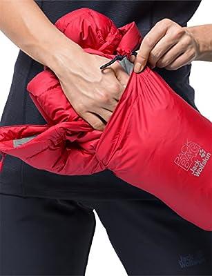 Jack Wolfskin Damen Helium Women Winddicht Wasserabweisend Daunenjacke von Jack Wolfskin (JACM8) - Outdoor Shop