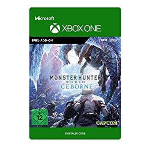 Monster Hunter World: Iceborne – Xbox One – Download Code