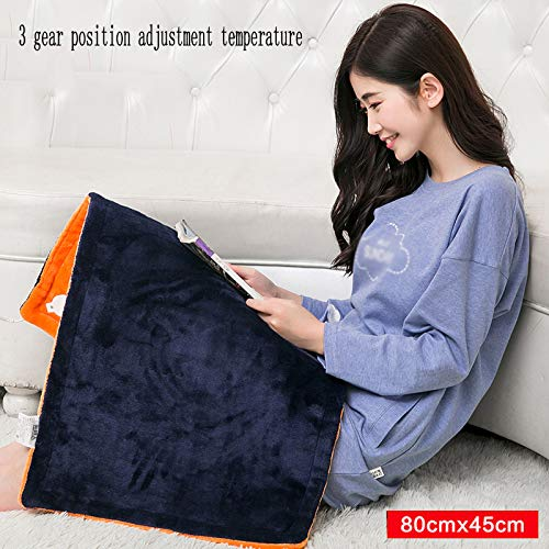 51nCniNB26L. SS500  - OLI Small Electric Blanket-Knee Blanket-Heating Cushion-Electric Heating Pad-Office Warm Foot Treasure-Plug-In 褥-Warm Blanket