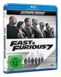 Fast & Furious 7 - Extended Version [Blu-ray] für Fast & Furious 7 - Extended Version [Blu-ray]