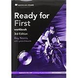 Ready for First. Workbook. Con e-book. Con espansione online. Con CD Audio. Per le Scuole superiori