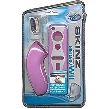 Wii - Skinz (farbig sortiert) [Importación alemana]